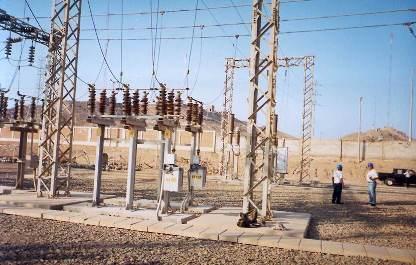 CELDAS DE LÍNEA 60 kV. L-6032 y L6033 SUBESTACIÓN CHICLAYO OESTE