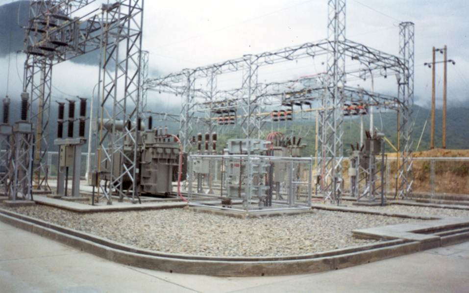 SUBESTACIÓN OCCIDENTE 60/22.9 KV 7 MVA